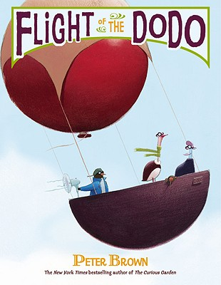 Flight of the Dodo By Brown, Peter